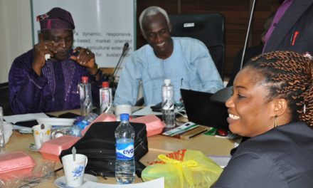 NIFAAS Obtains Government Certification
