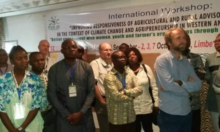 2016 GFRAS Meeting Kicks Off in Cameroon