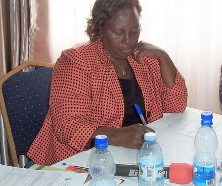 AFAAS Has Made Tremendous Progress… Mary Kamau, BOT Chairperson