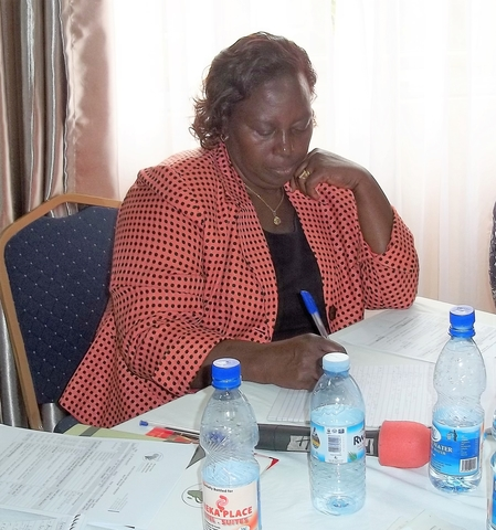 AFAAS Has Made Tremendous Progress… Mary Kamau, AFAAS BOT Chair