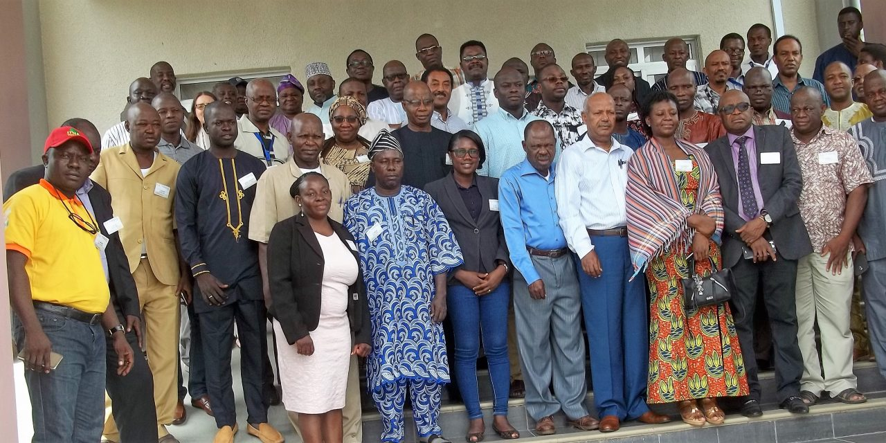 Research and Extension Critical to Boosting Maize Productivity in West Africa …Dr Badu Apraku