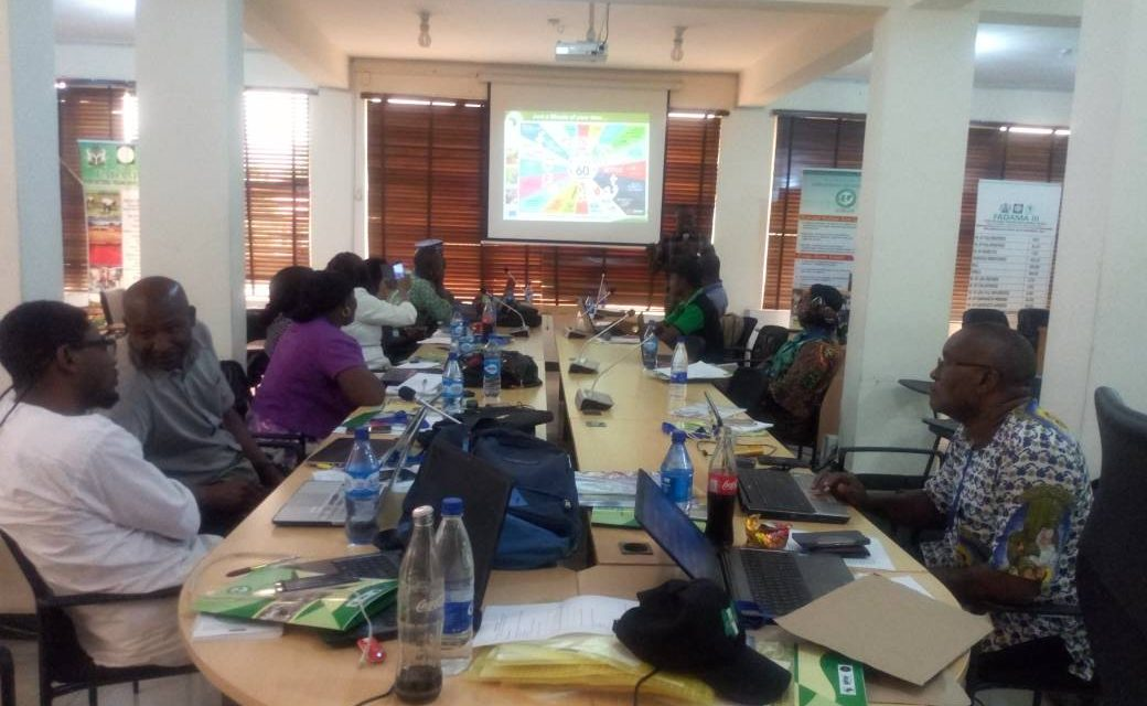 NIFAAS ICT GROUP HOLDS MAIDEN TRAINING IN ABUJA