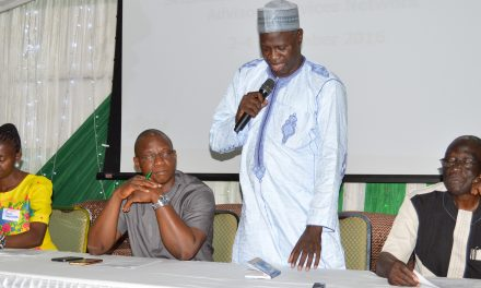 NIFAAS will Revolutionize Nigeria's Agricultural Advisory Service Provision– NAERLS Director