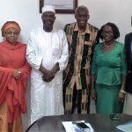 NIFAAS Courtesy Call to the Permanent Secretary, FMARD Abuja