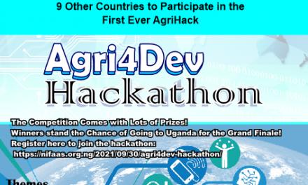 Agri4Dev Hackathon